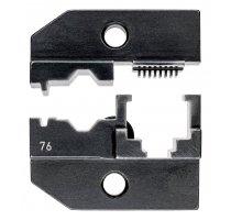 Lisovací profil pro stíněné konektory Stewart
