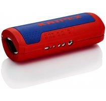 Nástroj na řezání vlnitých chrániček 100 mm Knipex TwistCut®
