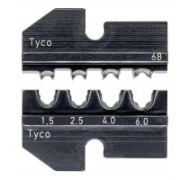 Lisovací profil Konektory solárních kabelů (Tyco)