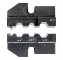 Lisovací profil pro konektory typu FSMA, ST, SC a STSC/K