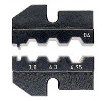 Lisovací profil pro konektor typu Huber/Suhner