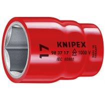 """Nasazovací nástrčný klíč izolovaný 3/8"""" 1000V, Knipex"""