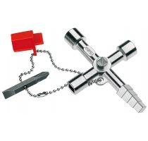 Klíč na rozvodné skříně, Knipex