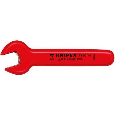 Klíč maticový, otevřený - jednostranný, Knipex