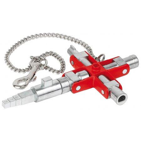 Klíč univerzální - stavebnictví, Knipex